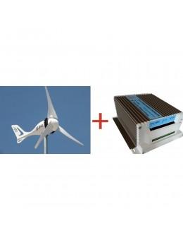 Set İ-500 Rüzgar Türbini +...