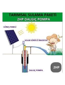 3 beygir(hp) solar sulama...